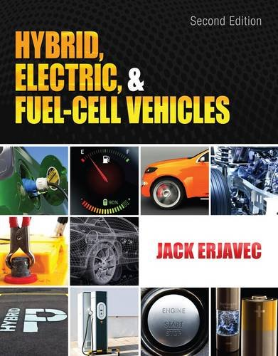 Hybrid, Electric, and Fuel-Cell Vehicles  2nd 2013 edition cover