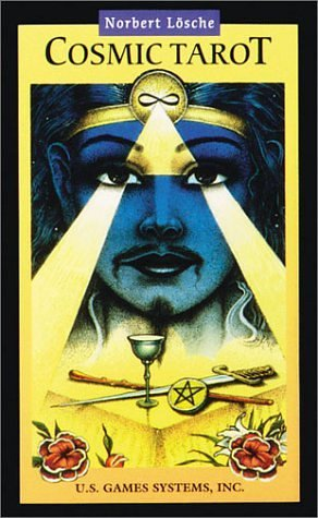 Cosmic Tarot N/A 9780880793957 Front Cover