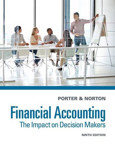 Financial Accounting: The Impact on Decision Makers  2014 edition cover