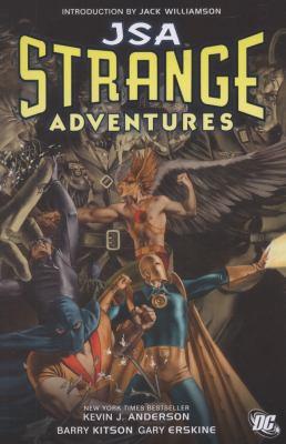 JSA Strange Adventures  2010 9781401225957 Front Cover