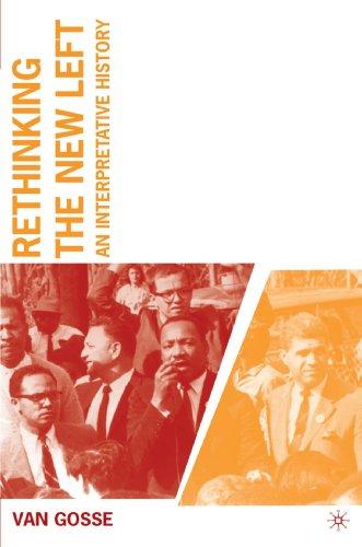 Rethinking the New Left An Interpretative History  2005 edition cover