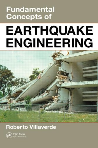 Fundamental Concepts of Earthquake Engineering   2009 edition cover