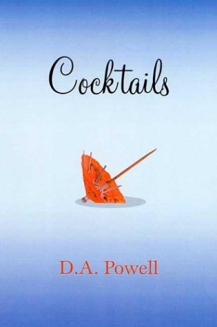 Cocktails Poems  2004 edition cover