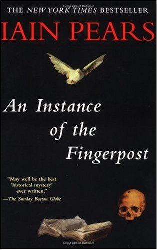 Instance of the Fingerpost  N/A 9781573227957 Front Cover