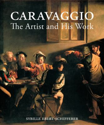 Caravaggio The Artist and His Work  2012 edition cover