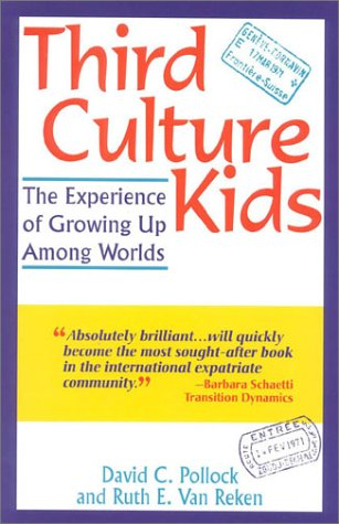 Third Culture Kid Experience: Growing up among Worlds  2nd 2001 edition cover