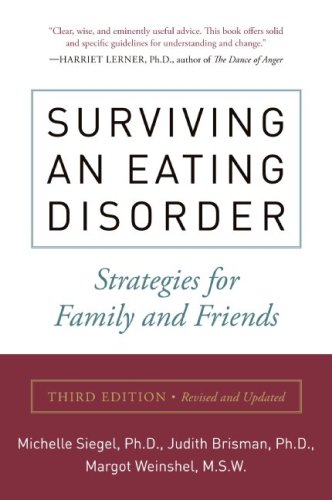 Surviving an Eating Disorder Strategies for Family and Friends 3rd 2009 (Revised) edition cover