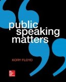 Public Speaking Matters   2014 edition cover