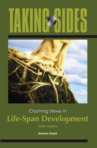 Clashing Views in Life-Span Development  3rd 2011 edition cover