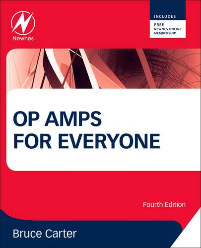 Op Amps for Everyone  4th 2013 edition cover