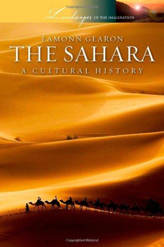 Sahara A Cultural History  2011 edition cover