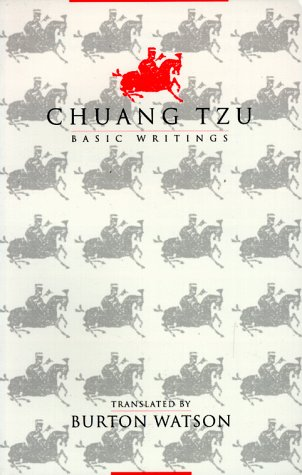 Chuang Tzu Basic Writings  1996 edition cover