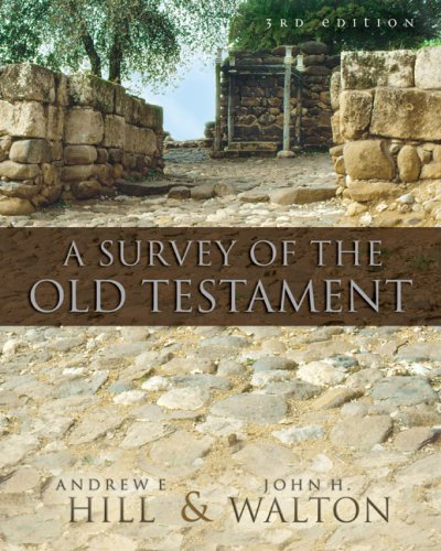 Survey of the Old Testament  N/A edition cover