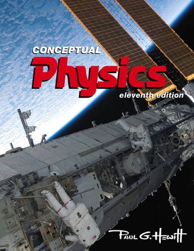 Conceptual Physics  11th 2012 edition cover
