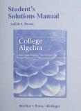 College Algebra:   2015 edition cover