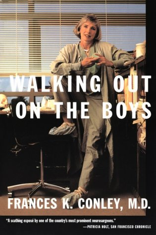 Walking Out on the Boys  N/A 9780374525958 Front Cover