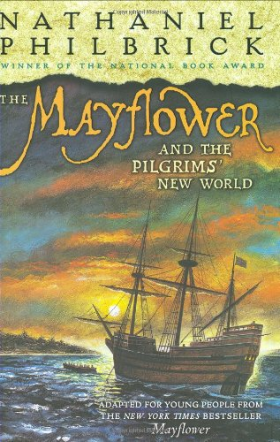 Mayflower and the Pilgrims' New World   2008 edition cover