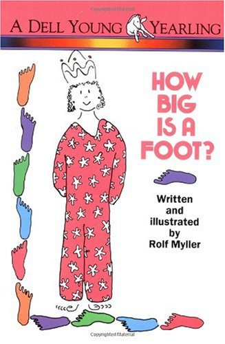 How Big Is a Foot?  N/A edition cover