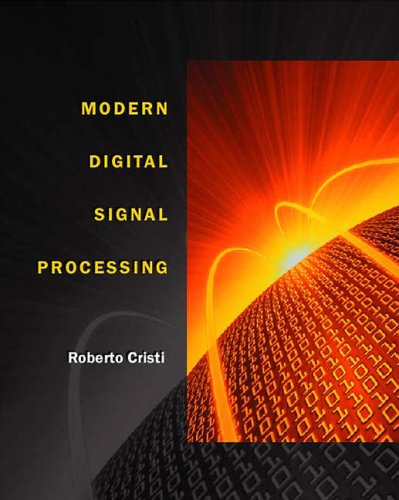 Modern Digital Signal Processing   2004 9780534400958 Front Cover