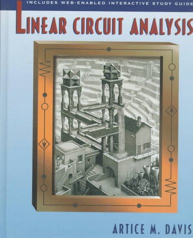 Linear Circuit Analysis  1st 1998 9780534950958 Front Cover