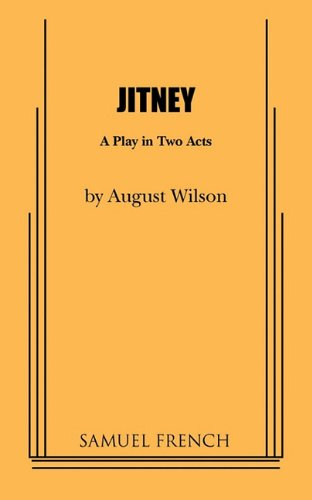 Jitney   2002 edition cover