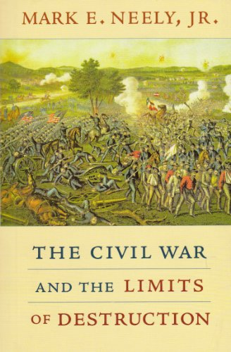 Civil War and the Limits of Destruction   2007 edition cover