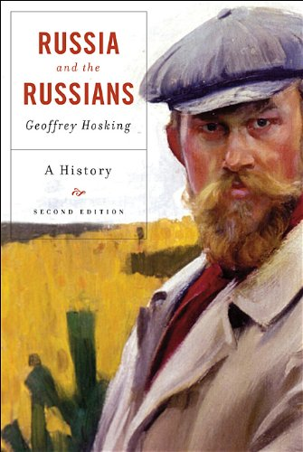 Russia and the Russians  2nd 2011 edition cover