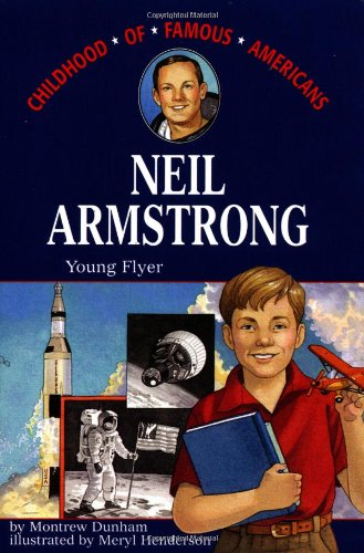 Neil Armstrong Young Pilot  1996 edition cover
