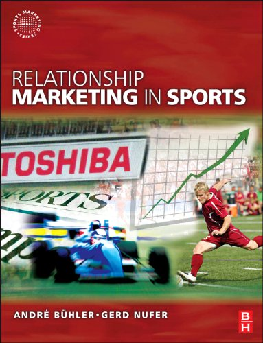 Relationship Marketing in Sports   2010 9780750684958 Front Cover