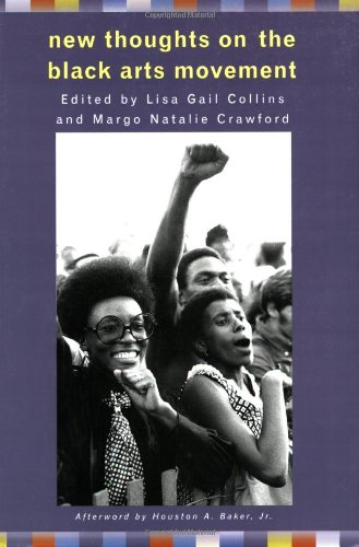 New Thoughts on the Black Arts Movement   2006 edition cover