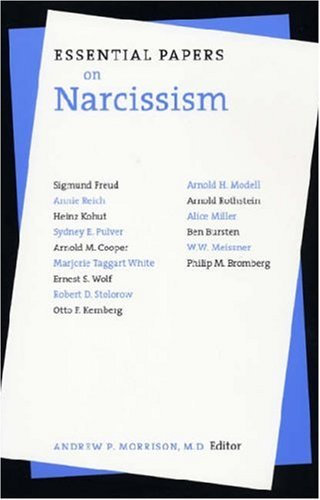 Essential Papers on Narcissism   1986 edition cover
