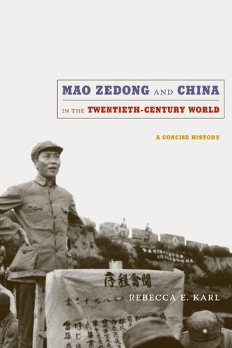 Mao Zedong and China in the Twentieth-Century World A Concise History  2010 edition cover