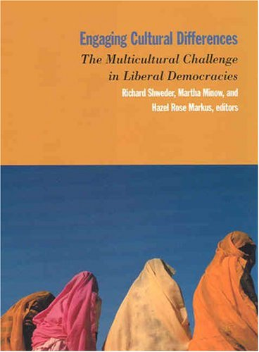Engaging Cultural Differences The Multicultural Challenge in Liberal Democracies  2004 (Revised) edition cover