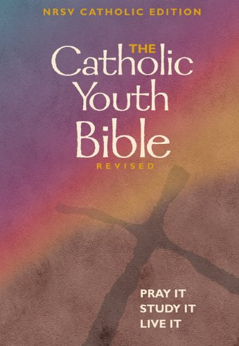 Catholic Youth Bible  2005 (Revised) 9780884897958 Front Cover