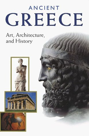 Ancient Greece Art, Architecture, and History  2003 edition cover