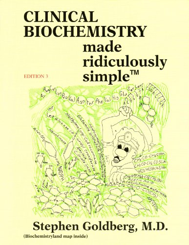 Clinical Biochemistry Made Ridiculously Simple  3rd 2010 edition cover