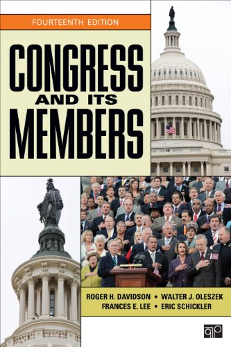 Congress and Its Members  14th 2014 (Revised) 9781452239958 Front Cover