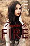 Tempted by Fire (Hunters among Us, Book 1)  N/A 9781494314958 Front Cover