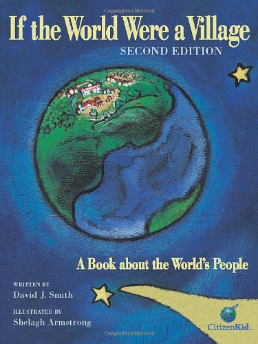 If the World Were a Village A Book about the World's People 2nd 2011 edition cover