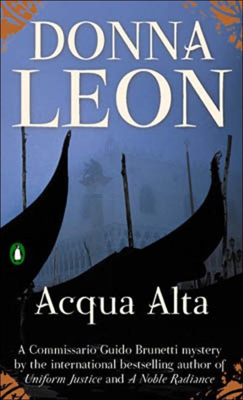 Acqua Alta  N/A 9781555848958 Front Cover