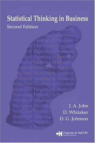 Statistical Thinking in Business  2nd 2005 (Revised) edition cover