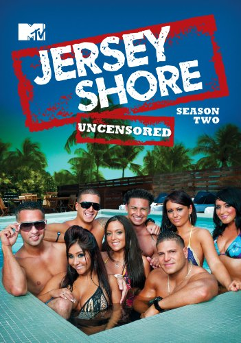 Jersey Shore: Season 2 (Uncensored) System.Collections.Generic.List`1[System.String] artwork