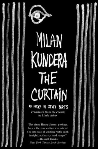 Curtain An Essay in Seven Parts N/A 9780060841959 Front Cover