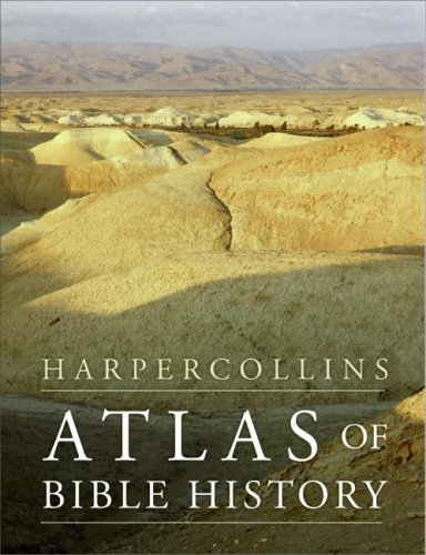 Atlas of Bible History  N/A edition cover