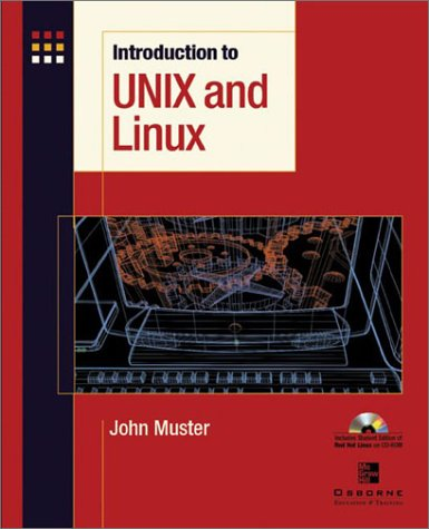 Introduction to Unix and Linux   2003 edition cover