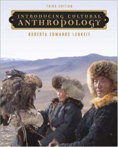 Introducing Cultural Anthropology with PowerWeb  3rd 2007 (Revised) edition cover