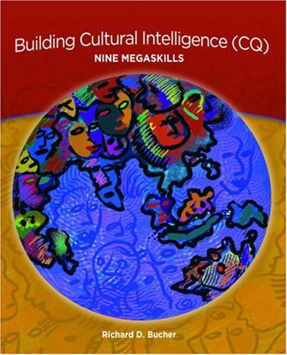 Building Cultural Intelligence (CQ) Nine Megaskills  2008 edition cover