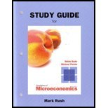 Study Guide for Foundations of Microeconomics  6th 2013 edition cover
