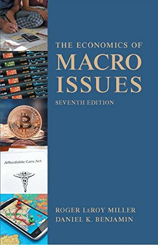 Economics of Macro Issues:   2015 edition cover