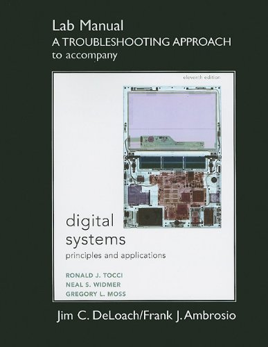Digital Systems Principles and Applications 11th 2011 edition cover